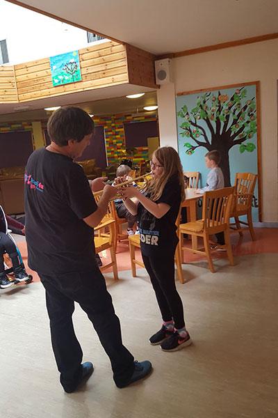 kids activities music inverness